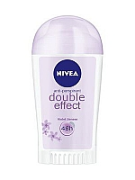 Стик Нивеа Double Effect Violet Senses дамски