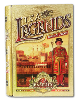 Чай Basilur Книга TeaLegend Лондонска кула
