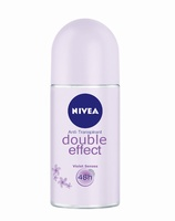 Рол он Нивеа Double Effect Violet Senses 50мл
